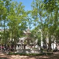 Photo taken at Plaza Matriz by Vero T. on 10/8/2014