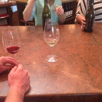Photo taken at Roblar Winery by Andrea T. on 6/14/2014