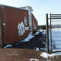Photo taken at Stichting Zwerfdier Alkmaar by Michael G... on 1/25/2013