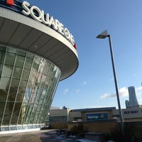 Photo taken at Square One Shopping Centre by Francis N. on 3/25/2013