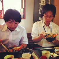 Photo taken at 三代目 佐久良屋 by Atsuki O. on 5/28/2013