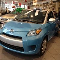Photo taken at Maplewood Toyota by John E. on 12/21/2013