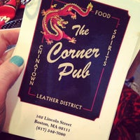 Photo taken at The Corner Pub by Jaime P. on 6/19/2013