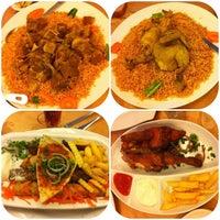Photo taken at Al Rawsha Restaurant by Shahrul A. on 1/28/2013