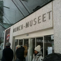Photo taken at Munch-museet by Mike W. on 3/17/2013