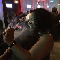 Photo taken at Mist Hookah Lounge by Trevor R. on 3/29/2015