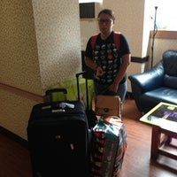 Photo taken at Siam Star Hotel Pratunam by Xi Muoi on 7/17/2013