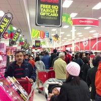 Photo taken at Target by James G. on 11/23/2012