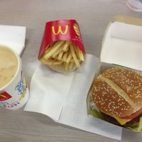 Photo taken at McDonald's by ma_ttsun on 7/4/2013