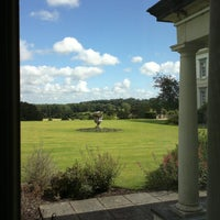 Photo taken at Buxted Park Hotel by Opera C. on 8/6/2012