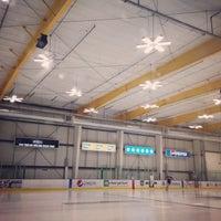 Photo taken at Sharks Ice at San Jose by Aki Y. on 7/4/2014