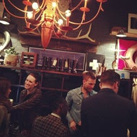 Photo taken at Warby Parker at Imogene+Willie by Graham L. on 11/9/2012