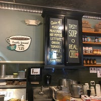 Photo taken at Potbelly Sandwich Shop by Red Brick Town B. on 8/16/2016