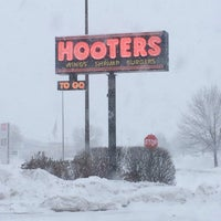 Photo taken at Hooters by Arron B. on 2/3/2015