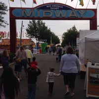Photo taken at St Joseph County 4-H Fair Grounds by Paul M. on 7/8/2015