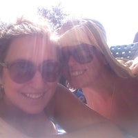 Photo taken at Grand Plaza Pool by Galina M. on 8/31/2014