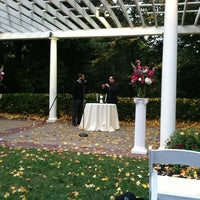 Photo taken at Knowlton Mansion by Courtney R. on 10/27/2012