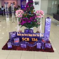 Photo taken at ธนาคารไทยพาณิชย์ (SCB) by 🐾Nong🐾🐩 N. on 12/25/2015
