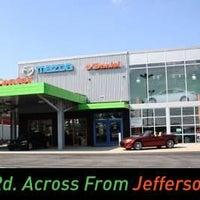 Photo taken at ODaniel Automart Mazda by Julie K. on 2/12/2013