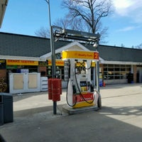 Photo taken at Shell by Jeffrey G. on 4/9/2017