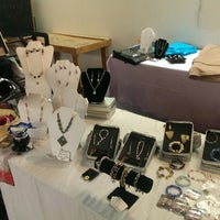Photo taken at Rossi's Pop-Up Marketplace by Christina B. on 4/13/2014