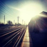 Photo taken at LIRR - Valley Stream Station by Gabe on 2/25/2013
