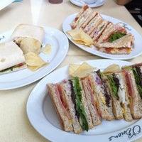 Photo taken at O'Briens Irish Sandwich Cafe by Zephyr L. on 8/15/2013