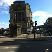 Photo taken at Glasgow Cross by Oli S. on 3/2/2013