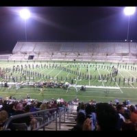 Photo taken at Kelley Reeves Athletic Complex by Chuck H. on 10/21/2012