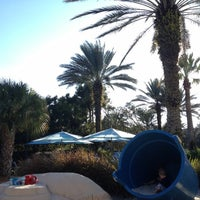 Photo taken at Village Playground by Amy on 11/20/2012