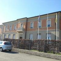 Photo taken at Ostello della Gioventù di Parma by Indira A. on 2/23/2014