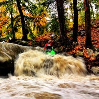 Photo taken at James River - Reedy Creek by Paul S. on 10/29/2012