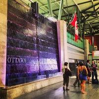 Photo taken at Ottawa Macdonald-Cartier International Airport (YOW) by Wataru W. on 7/27/2013