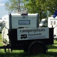 Photo taken at Camperplaats Haamstede by Brenda M. on 5/20/2015
