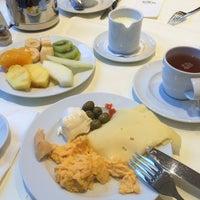 Das Foto wurde bei SORAT Hotel Saxx von Öznur am 11/16/2014 aufgenommen