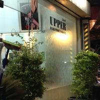 Photo taken at Upper Hair Professional (อัพเพอร์) by Pichit P. on 5/8/2013