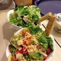 Photo taken at SaladStop! by Rachel H. on 6/13/2013