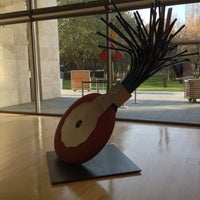Photo taken at Nasher Sculpture Center by Alan C. on 12/8/2012