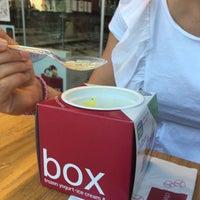 Photo taken at chillbox frozen yogurt by John M. on 7/19/2016