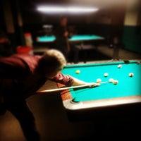Photo taken at Chris's Billiards by Jon B. on 3/3/2015