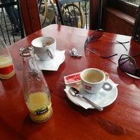 Photo taken at Trafó Café by Attila Csodálatos M. on 2/24/2014