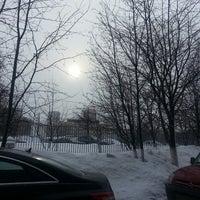 Photo taken at Улица Миклухо-Маклая by Futtaim A. on 3/3/2013
