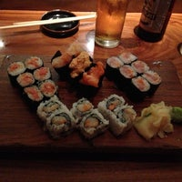 Photo taken at Blue Ribbon Sushi Bar & Grill by Mike L. on 7/17/2013