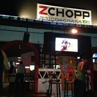 Photo taken at ZChopp by Janio O. on 5/6/2013