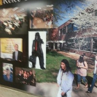 Photo taken at Kelce College of Business by Ryan V. on 1/14/2013