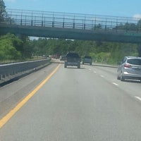 Photo taken at Interstate 495 by Julie S. on 6/15/2014