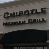 Photo taken at Chipotle Mexican Grill by Travis G. on 3/3/2012