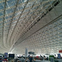 Photo taken at Terminal 2F by Birgit N. on 8/18/2012