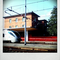 Photo taken at Stazione Faenza by Davide S. on 6/6/2012