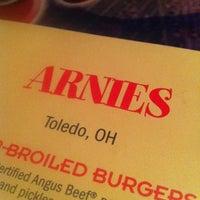 Photo taken at Arnie's by Brian M. on 6/30/2012